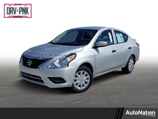 Nissan Dealer Miami >> 2019 Nissan Versa S Plus
