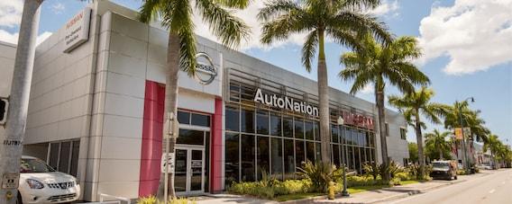 Autonation Nissan Miami Nissan Dealership Near Me Miami Fl