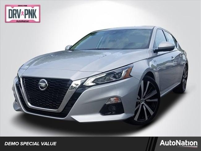 2020 Nissan Altima 2.0 Platinum Sedan