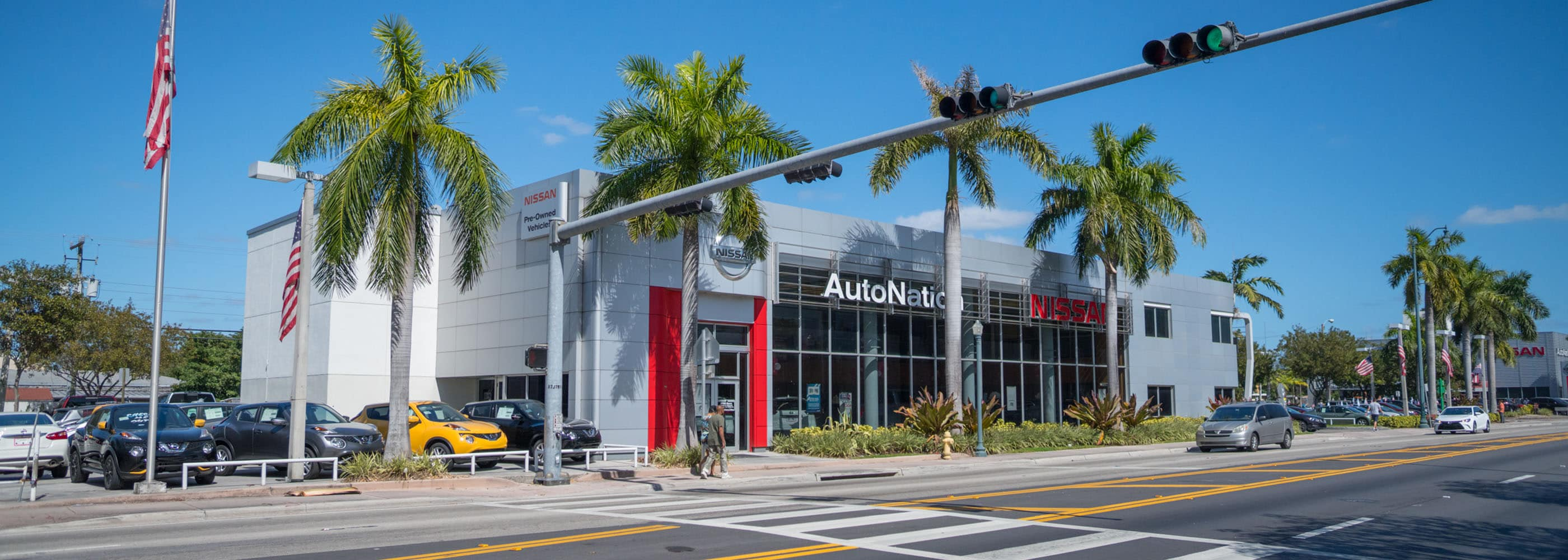 Marvelous AutoNation Nissan Miami