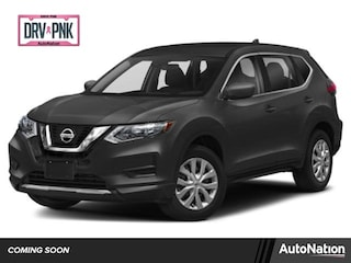 New 2020 Nissan Rogue S SUV for sale