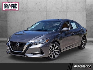 New 2021 Nissan Sentra SV Sedan for sale in Pembroke Pines