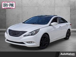 2013 Hyundai Sonata Limited w/Wine Int Sedan