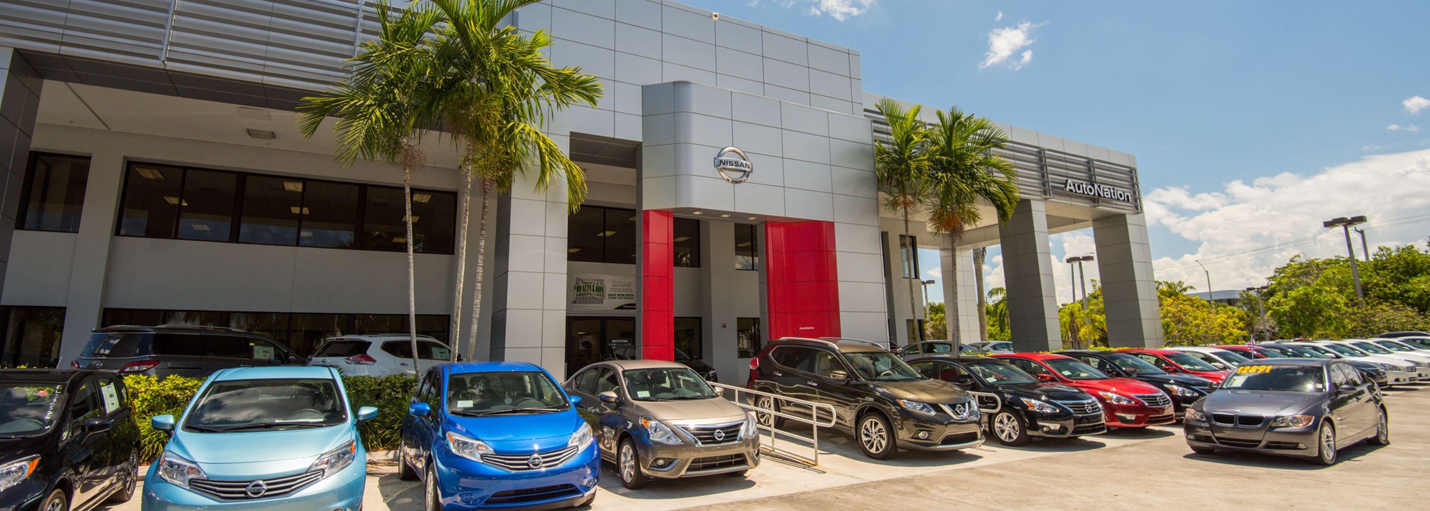Amazing AutoNation Nissan Pembroke Pines