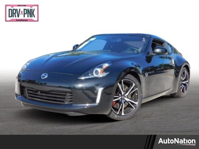 2019 Nissan 370Z Sport Touring Coupe