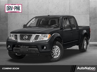 New 2022 Nissan Frontier SV Truck Crew Cab for sale in Pembroke Pines