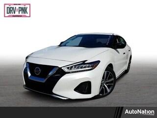 2019 Nissan Maxima S Sedan
