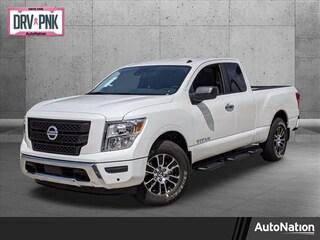 2021 Nissan Titan SV Truck King Cab