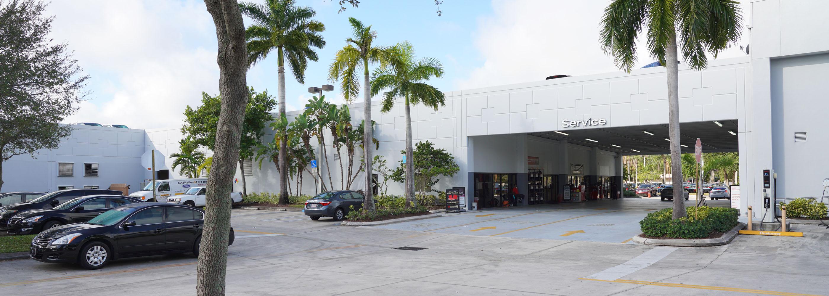 Autonation Nissan Pembroke Pines Service Center Rotate Tires Altima