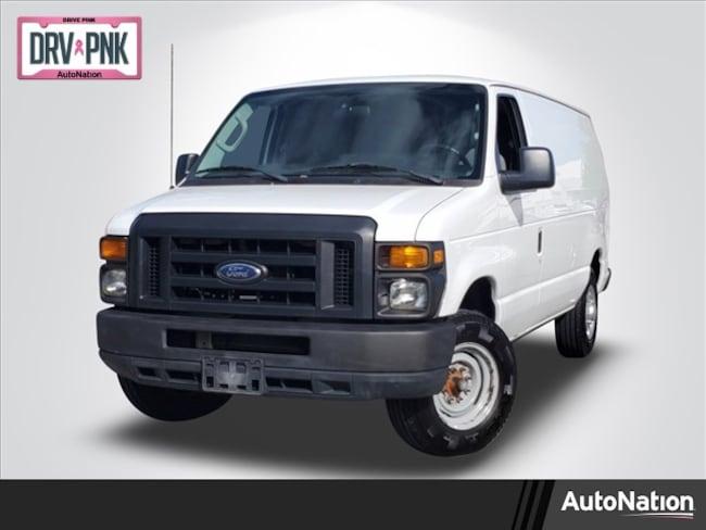 2012 Ford E-150 Commercial Van Cargo Van