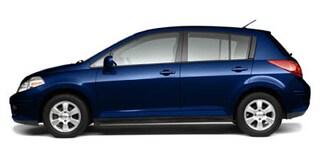 2007 Nissan Versa 1.8 SL Hatchback