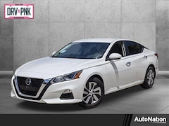 2021 Nissan Altima 2.5 S Sedan