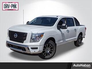 2020 Nissan Titan SV Truck Crew Cab