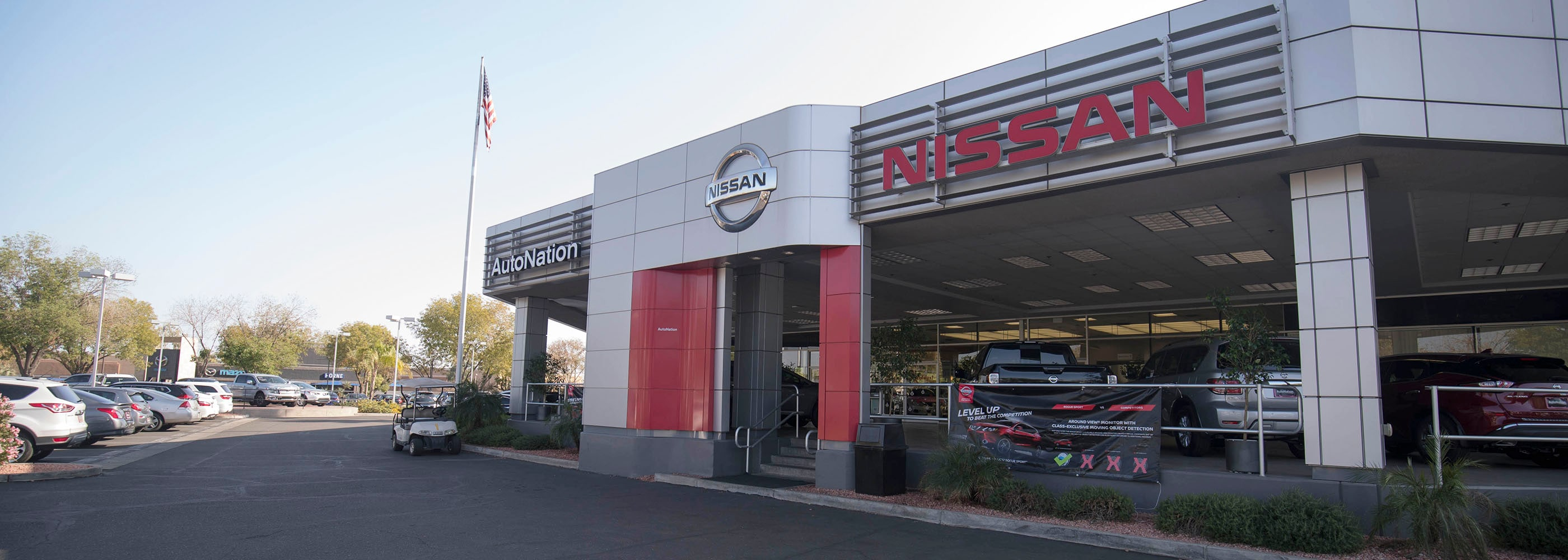 New Nissan Dealer In Tempe