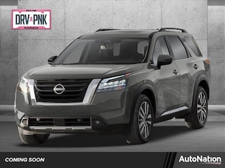 New 2022 Nissan Pathfinder SV SUV for sale in Tempe
