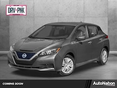 2022 Nissan LEAF SV Plus Hatchback