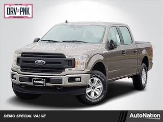 New 2020 Ford F-150 XL Truck SuperCrew Cab for sale nationwide