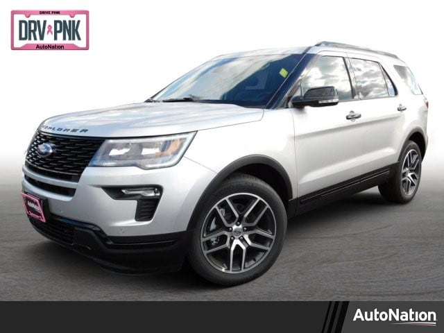 New Ford Explorer >> New Ford Explorer For Sale North Canton Oh 1fm5k8gt7kga05832 Autonation Ford North Canton
