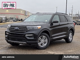 New 2021 Ford Explorer XLT SUV for sale in North Canton OH