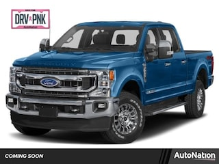 New 2021 Ford F-250 XLT Truck Crew Cab for sale in North Canton OH