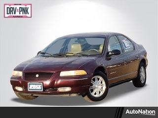 1998 Chrysler Cirrus LXi Sedan