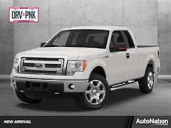 2013 Ford F-150 FX4 Truck SuperCab Styleside