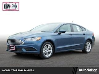 2018 Ford Fusion SE 4dr Car
