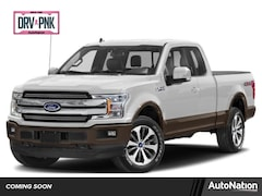 2020 Ford F-150 Lariat Truck SuperCab Styleside
