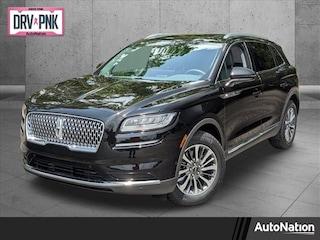 New 2021 Lincoln Nautilus Reserve SUV