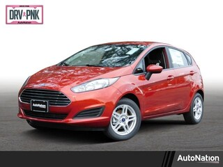 2019 Ford Fiesta SE 4dr Car