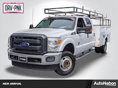 2016 Ford F-350 Chassis XL Truck Crew Cab