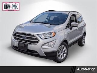 2020 Ford EcoSport SE SUV