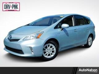 2013 Toyota Prius v Two Wagon