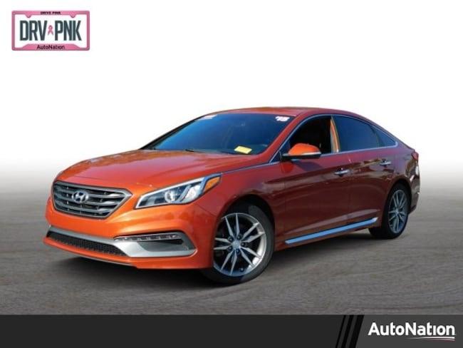 2015 Hyundai Sonata Sport 2.0T w/Gray Accents Sedan