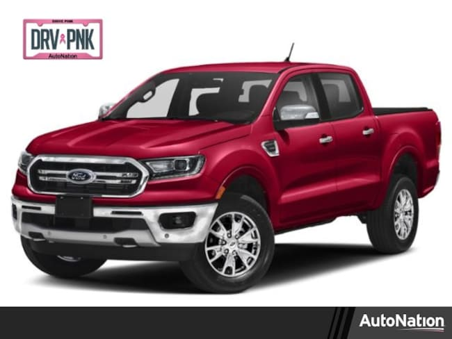 2020 Ford Ranger Lariat Truck SuperCrew