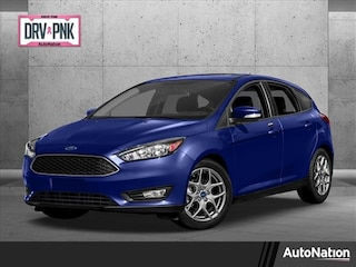 2016 Ford Focus SE 4dr Car