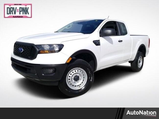 2019 Ford Ranger XL Truck SuperCab