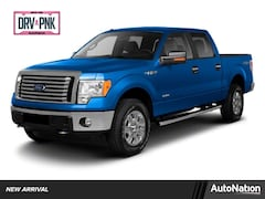 2011 Ford F-150 Lariat Limited Truck SuperCrew Cab