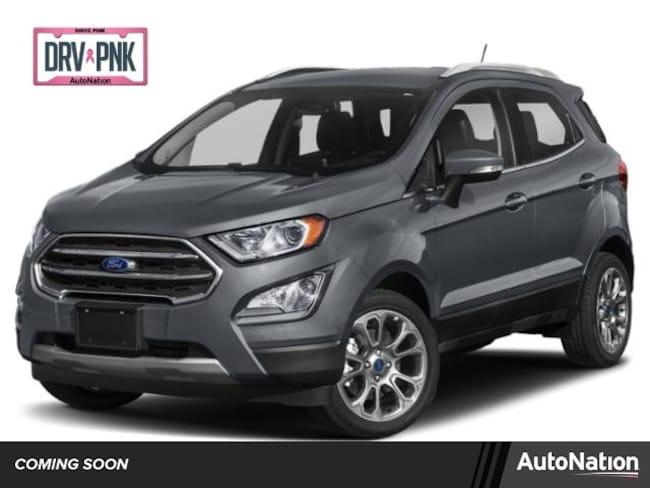 2021 Ford EcoSport SE SUV