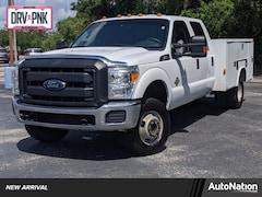 2015 Ford F-350 Chassis XL Truck Crew Cab