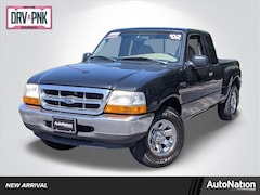 Used 2000 Ford Ranger Truck Super Cab