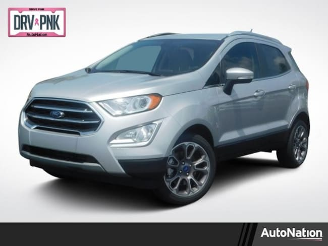 2019 Ford EcoSport Titanium SUV