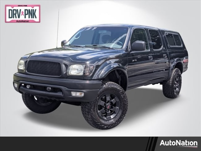 2004 Toyota Tacoma Prerunner Truck Double-Cab