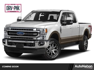 New 2021 Ford F-350 Lariat Truck Crew Cab for sale in Panama City