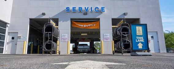 Ford Service Center Near Me Panama City, FL   AutoNation
