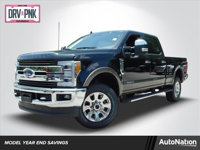 2019 Ford F-250 King Ranch Truck Crew Cab
