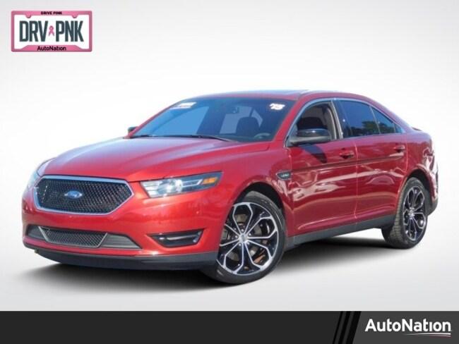 2015 Ford Taurus SHO Sedan