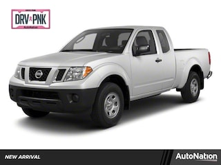 2010 Nissan Frontier XE Truck King Cab