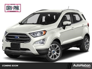 New 2021 Ford EcoSport SE SUV for sale in Panama City