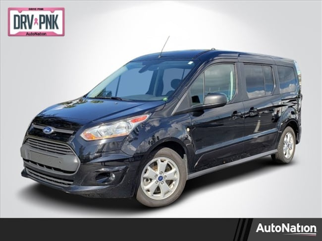 2016 Ford Transit Connect XLT Wagon Wagon LWB